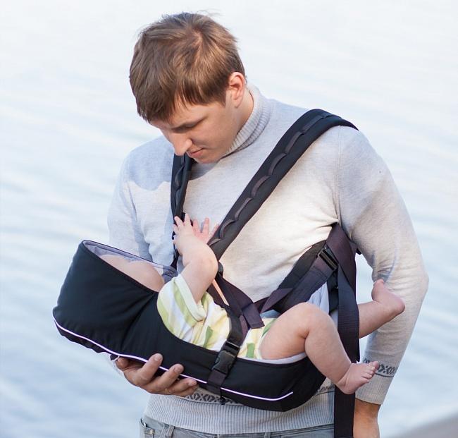 Кенгуру рюкзак babyactive simple лучший рюкзак для велосипедиста